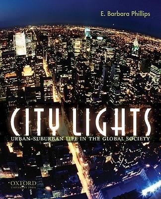 City Lights By Phillips, E. Barbara